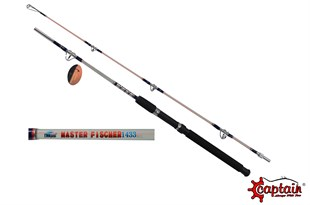1433 MASTER  FİSHER  2 PARÇA BOT  12 LBS   180 CM