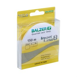BALZER  IRON LINE 8 SARI 150MT, 0,30MM, 34,8KG
