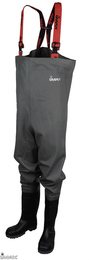 Imax Nautic Chest Wader Cleated