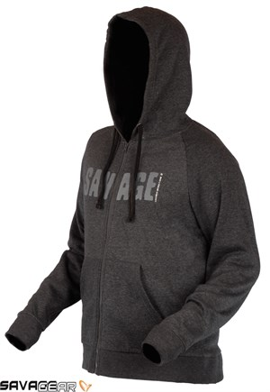 Savage gear Simply Savage Zip Hodie