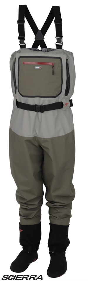 Scıerra W-Seam Stocking Foot Wader
