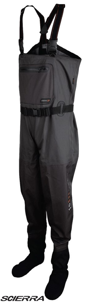 Scıerra X-16000 Chest Wader Stocking Foot