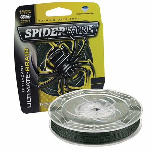 SpiderWire UltraCast Ultimate Braid İp Olta Misinası 270m