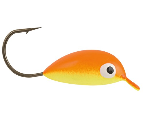 Apex Floting Jig Head 1/0 12 Adet Charteuse Orange