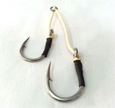 PRO HUNTER Hİ-POWER DOUBLE ASSİST HOOK 9/0-4 CM+11/0-6 CM
