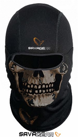 Savage gear Balaclava Senıor Black