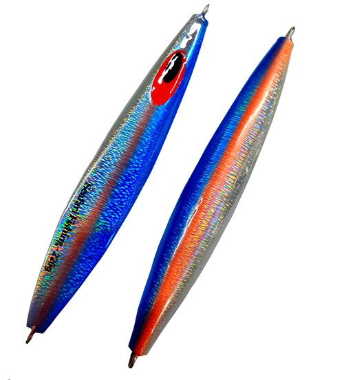 Seafari Slow Jig 220 gr Blue Pink Flash